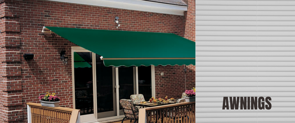 awnings slider