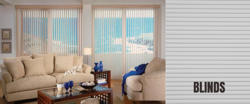 blinds slider